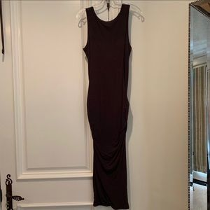 Brown James Perse Dress